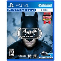 Batman Arkham VR PS4/PSVR