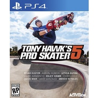 Tony Hawk Pro Skater 5 PS4