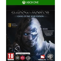 Middle Earth Shadow of Mordor GOTY Edition XB1