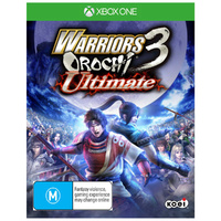 Warriors Orochi 3 Ultimate XB1