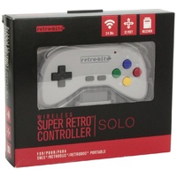 Retro-bit Super Retro Wireless Controller Solo SNES