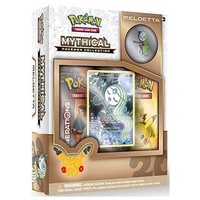Pokemon TCG:  Mythical Collection Meloetta