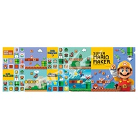 Super Mario Maker Jigsaw Puzzle: History 1985-2015 (352 Pieces)