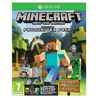 Minecraft -  Favourites Pack Limited Edition XB1