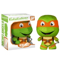 TMNT Michelangelo Fabrikations Plush