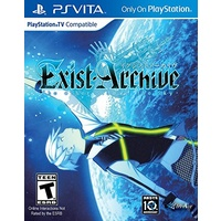 Exist Archive: The other side of the sky Vita