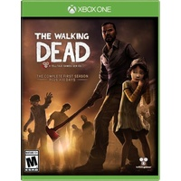 The Walking Dead: The Complete First Season XB1