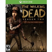 The Walking Dead Season Two 2 XB1