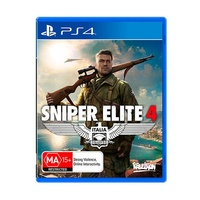 Sniper Elite 4 IV PS4