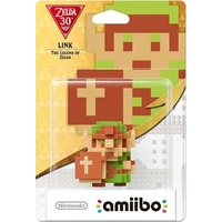 Nintendo amiibo The Legend of Zelda - 8 Bit Link Character Figure