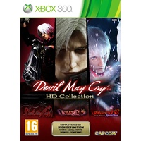 Devil May Cry HD Collection 360
