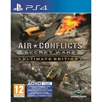 Air Conflicts: Secret Wars Ultimate Edition PS4
