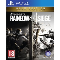 Rainbow Six Siege Gold Edition PS4