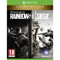 Rainbow Six Siege Gold Edition XB1
