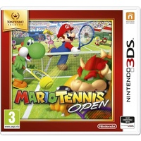 Nintendo Selects: Mario Tennis Open 3DS