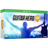 Guitar Hero Live with Guitar Controller XB1