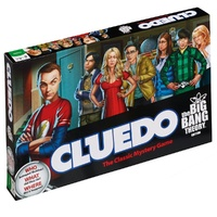 Cluedo: Big Bang Theory Edition
