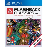 Atari Flashbacks Volume 1 PS4