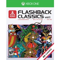 Atari Flashbacks Volume 1 XB1