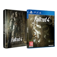 Fallout 4 Steelbook PS4