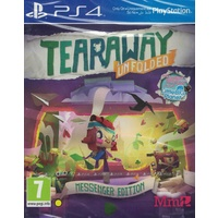 Tearaway Unfolded - Messenger Edition PS4