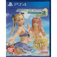 Dead or Alive Xtreme 3 Fortune PS4