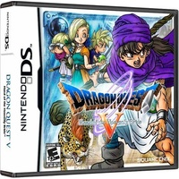 Dragon Quest V (5): Hand of the Heavenly Bride DS
