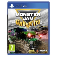 Monster Jam Crush It PS4