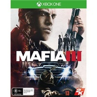 Mafia 3 III with Preorder Bonus - Family Kick Back XBONE XB1