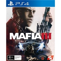 Mafia 3 III with Preorder Bonus - Family Kick Back PS4