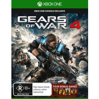 Gears of War 4 BONUS DLC Included XB1