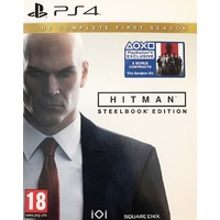 Hitman The Complete First Season Steelbook PS4