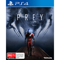 Prey | Pre Order Bonus Included PS4
