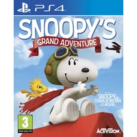 Peanuts Movie: Snoopy's Grand Adventure PS4