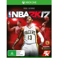 NBA 2K17 Early Tip-off Edition XB1
