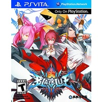 BlazBlue Chrono Phantasma Vita