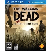 Telltale Games: The Walking Dead The Complete First Season Vita
