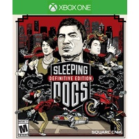 Sleeping Dogs Definitive Edition XB1