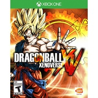 Dragon Ball Xenoverse (XV) XB1