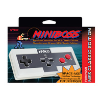 Nyko Miniboss Mini NES Classic Wireless Controller