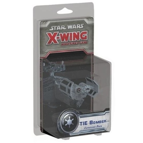 Star Wars X-Wing Miniatures Game: TIE Bomber Expansion Pack