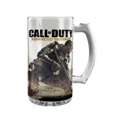 Call Of Duty Glass Stein