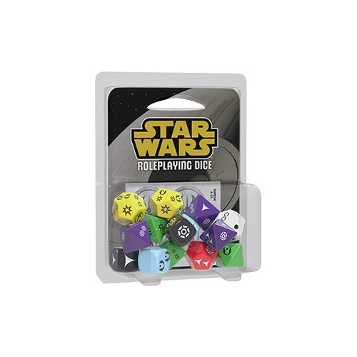 Star Wars Edge of the Empire Dice