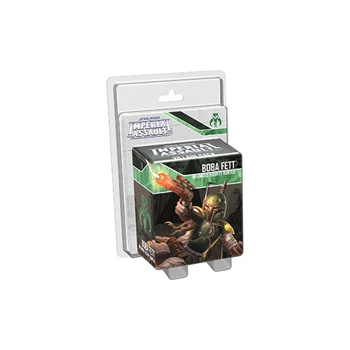 Star Wars Imperial Assault Boba Fett Villain Pack