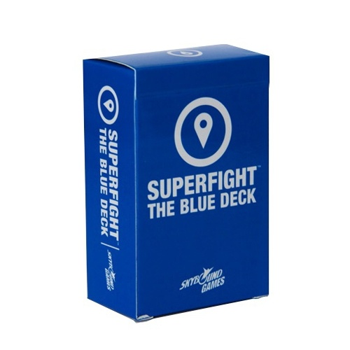 Superfight The Blue Deck