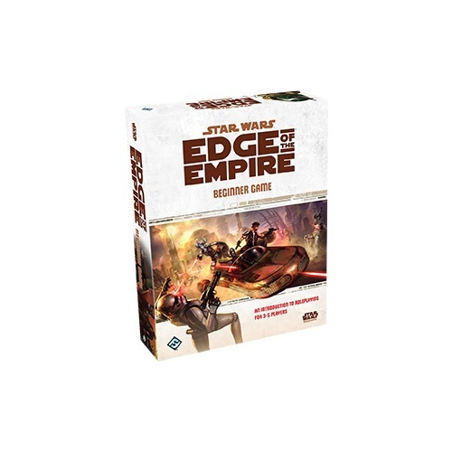 Star Wars Edge Of The Empire Beginner Game