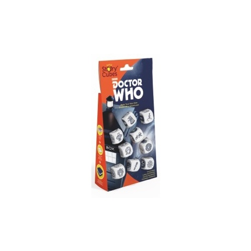 Rorys Story Cubes Dr Who