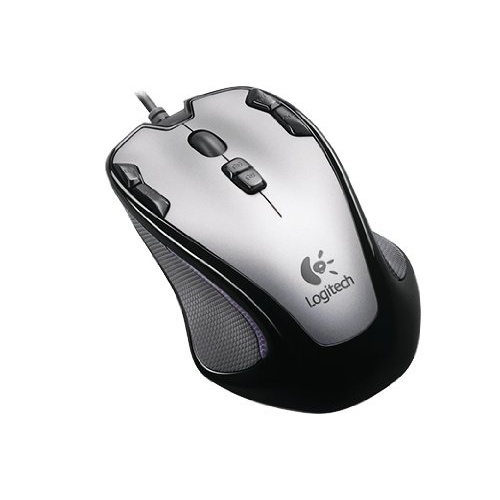 Logitech G300 Optical Wired Gaming Mouse PC