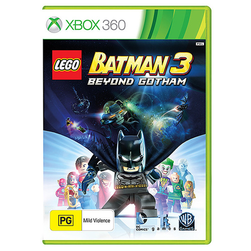 Lego Batman 3 Beyond Gotham 360
