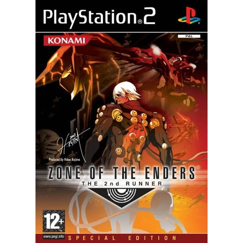 Zone of the Enders: The 2nd Runner PS2
